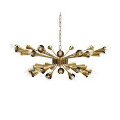 Sputnik Chandelier, Chandelier Lighting, Chandeliers, Livex Lighting, Emerald Color, Candelabra Bulbs, How To Make Beads, Vintage Silver, Antique Brass