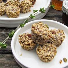 Maple Mindfulness Muffins
