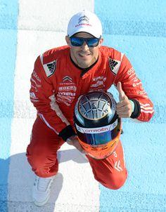 Matías Rossi - Campeón del TN Clase 3 con Citroën