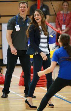10/18/2013: Sportaid Athlete Workshop (Newham, London)
