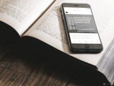6 aplicaciones para compartir citas literarias de manera espectacular. No es extraño que cuando leemos un libro haya frases que nos encanten. Fragmentos de texto que copiamos y guardamos por el alto valor simbólico que tienen para nosotros. Frases perfectas que pueden describir una situación personal o profesional por la que pasamos, frases que nos gustan por su originalidad o por la forma de ver la vida que tiene el escritor… En definitiva, frases que pasan a formar parte nuestras vidas y…