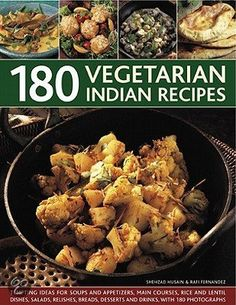 150 Vegetarian Indian Recipes :P