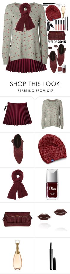 """Marsala,Fringe,Suede..."" by grozdana-v ❤ liked on Polyvore featuring Theory, White Stuff, Rebecca Minkoff, Keds, Charlotte Russe, Christian Dior, Burberry, Marc Jacobs and bestof2015"