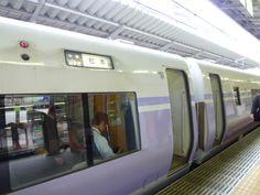 """""""Azusa""""(Treno), Shinjuku(Tokyo)→Matsumoto(Nagano)"""