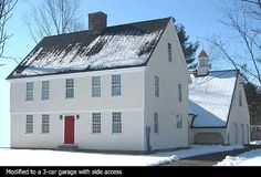 Love the Colonial style. From: http://www.architecturaldesigns.com/house-plan-17131CC.asp