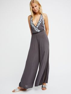 Intimately Sunny Morning Romper at Free People Clothing Boutique