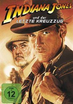 Indiana Jones und der letzte Kreuzzug  1989 USA      IMDB Rating 8,3 (271.377)  Darsteller: Harrison Ford, Sean Connery, Denholm Elliott, Alison Doody, John Rhys-Davies,  Genre: Action, Adventure,  FSK: 12