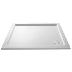 Pearlstone Rectangular Shower Tray