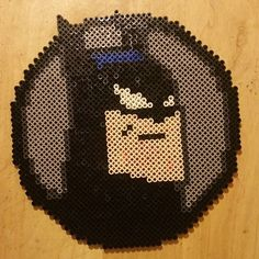 Batman: The Animated Series perler beads by  origamiandpoetry