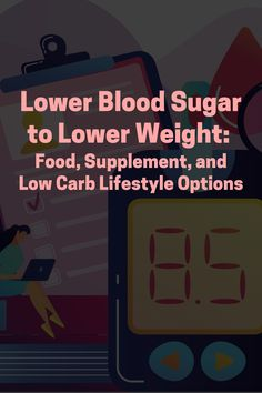 When your blood sugar levels are under control, your body has an easier time losing weight, and you experience fewer cravings and less hunger. In this video, I share foods, supplements, and lifestyle habits you can adopt today to lower your blood sugar.