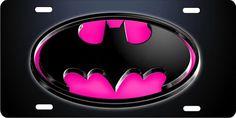Looking for the best & top rated Blinking Pink Batman Logo Batgirl Custom License Plate Holder Durable Car Tag 12 Batgirl, Fox Racing Logo, Front License Plate, Batman Birthday, Cute School Supplies, Batman Logo, Plate Holder, Cool Patterns, Iphone Wallpaper