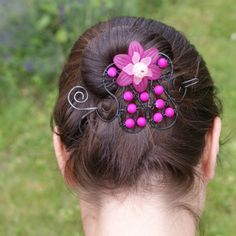 clip, hair clips, clip in hair...
