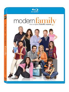 New Age Mama: Modern Family: Season 4 Blu-ray #Giveaway @FHEInsiders #MyModernFamilyBD