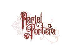 Logo Design for Author, Aariel Portera by Odd 0 Design Logo Design, Arabic Calligraphy, Author, Fo Porter, Arabic Calligraphy Art
