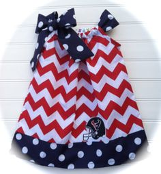 My future little girl will have one of these for each sports team we love!!!  Stanford, Cardinals, Rams, TCU...great baby gift too!