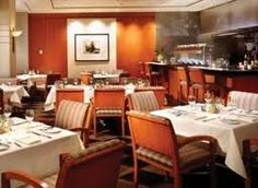 Casual restaurant in downtown Vancouver, Manhattan Restaurant located on the floor of the Delta Vancouver Suites Manhattan Restaurants, Casual Restaurants, Downtown Vancouver, 2nd Floor, Table Settings, Flooring, Home Decor, Homemade Home Decor, Table Top Decorations