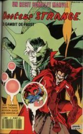 Récits complets Marvel -27- Docteur Strange - Le gambit de Faust Comic Book Covers, Comic Books, Marvel Comics, Faust, Countries, Doctor Strange, Comic Book, Comics, Comic