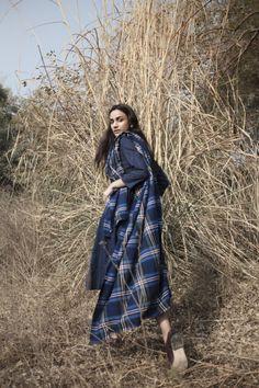 Eka Autumn Winter 2016 by Rina Singh. #indiandesign #india #design