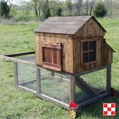 Coopitecture™: Thank you to Purina Poultry fans for sharing their backyard chicken coop photos! Click the photo for chicken coop design tips.
