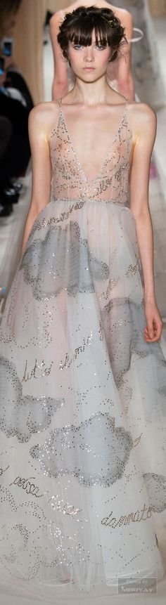 -Valentino.Spring 2015 Couture. <3