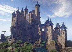 The-Minecraft-Castle-Map-2.jpg (589×423)