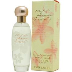 Pleasures Exotic By Estee Lauder For Women. Eau De Parfum Spray 3.4 oz by Estee Lauder. $69.55. This item is not for sale in Catalina Island. Packaging for this product may vary from that shown in the image above. Launched by the design house of Estée Lauder.When applying any fragrance please consider that there are several factors which can affect the natural smell of your skin and, in turn, the way a scent smells on you.  For instance, your mood, stress level, age, body che...