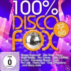 100 Disco Fox.2CD+DVD von Various Artists auf CD + DVD - Musik