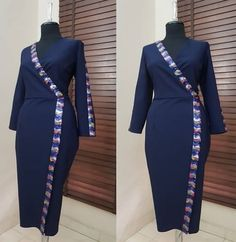 Call, SMS or WhatsApp if you want this style, needs a skilled tai. from Diyanu - Ankara Dresses, Shirts & African Fashion Ankara, Latest African Fashion Dresses, African Print Fashion, Women's Fashion Dresses, Dress Outfits, Short African Dresses, African Print Dresses, Classy Work Outfits, Classy Dress
