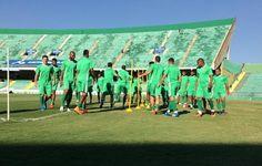 Chamusca repete time com Eliandro e reforça tendência para o primeiro jogo