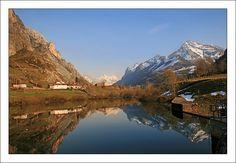 Valley Lake - Lake Valley, Asturias