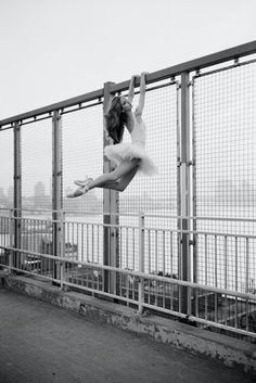 NYC Ballerina Project by Dane Shitagi