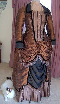 FOR ORDERS ONLY  Custom Made to Fit You  1800s by MissLisa1867