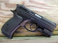 CZ 75 P-01 9mm w/ Accessory  Loading that magazine is a pain! Get your Magazine speedloader today! http://www.amazon.com/shops/raeind