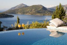 Our beautiful Greek Villas, Villa De La Luna & Villa Del Sol, on the island of Lefkada are the dream vacation rentals you've been looking for. Enjoy Summer, Luxury Villa, Greek Islands, Dream Vacations, Countryside, Summertime, Amazing, Outdoor Decor, Villas