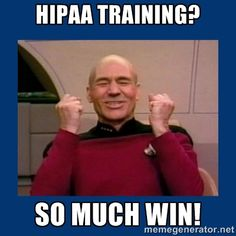 www.HIPAAforTherapists.com  HIPAA TRAINING? So much win!