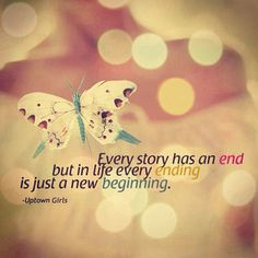 Your story never ends.