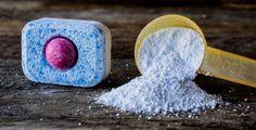 Tablety do myčky lze využít i netradičně