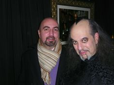 Max Maven after his psychic show in Italy http://www.darus.it