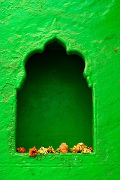 INDIA:  - no place on Earth understands and expresses color like India.