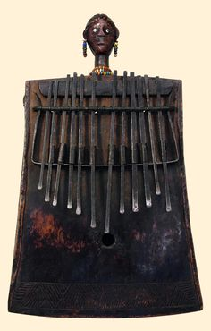 3. The sanza is a popular instrument in the Central African Republic. Popular music includes western rock and pop.