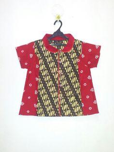 parang vs jumputan on cotton Blouse Batik, Kebaya, Ikat, Blouse Designs, Projects To Try, Dress Up, Floral, Modern, Cute