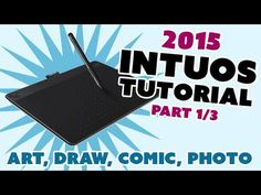 Wacom Intuos Pen And Touch Review (CTH 480 Small) | Drawing Tablet