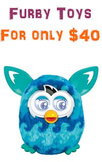Furby Toys ~ Only $40 SHIPPED