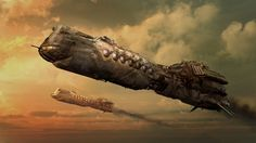 Steampunk Battleship by Carguin - Steampunk Illustrations and Computer-generated Imagery Spaceship Design, Spaceship Concept, Concept Ships, Steampunk Ship, Steampunk Kunst, Steampunk Artwork, Steampunk Couture, Steampunk House, Gothic Steampunk