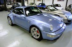 Sultan van Brunei's Porsche 964 Turbo X88 te koop