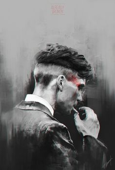 peaky blinders wallpaper Tommy Shelby by Irishmellow Citações Peaky Blinders, Peeky Blinders, Peaky Blinders Poster, Peaky Blinders Wallpaper, Peaky Blinders Series, Peaky Blinders Quotes, Peaky Blinders Thomas, Cillian Murphy Peaky Blinders, Blind Art