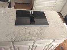 Ceasar Stone, New Countertops, New Kitchen, Kitchen Island, Kitchen Remodel, New Homes, House Design, Kitchen Designs, Kitchen Ideas