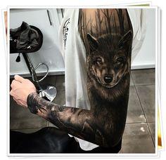 101 Desenhos De Animais Perfeitos Para Tattoos únicas
