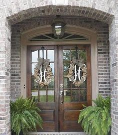 I Want My Front Door Like These With A B This Is How My Front