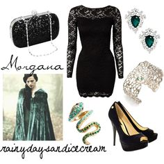 Morgana by rainydaysandicecream on Polyvore